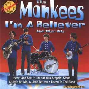 The Monkees - I'm A Believer And Other Hits