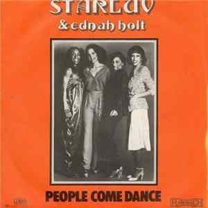 Starluv, Ednah Holt - People Come Dance