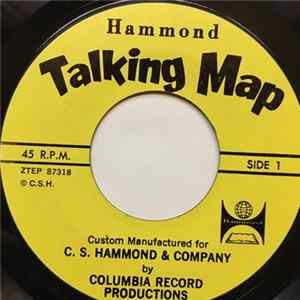 Unknown Artist - Hammond Talking Map