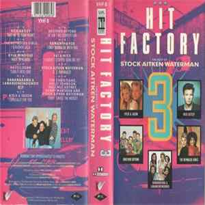 Stock, Aitken & Waterman - The Hit Factory Vol.3 - The Best Of Stock, Aitken & Waterman