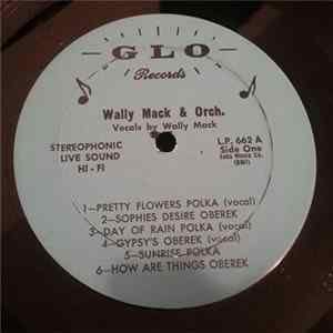 Wally Mack And His Orchestra - Polkas Canadian Style