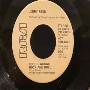 Jerry Reed - Boogie Woogie Rock And Roll