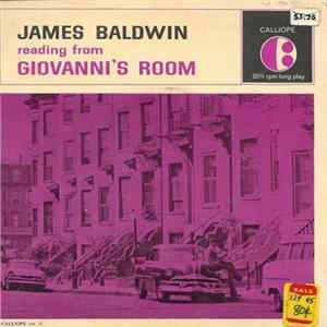 James Baldwin - Reading From Giovanni's Room