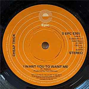 Cheap Trick - I Want You To Want Me / Oh Boy (Instrumental Version)