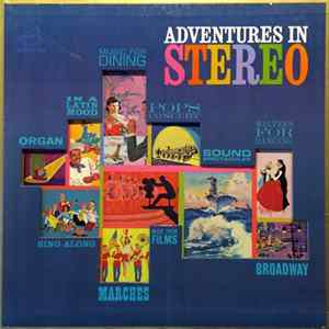 Various - Adventures In Stereo MP3 FLAC