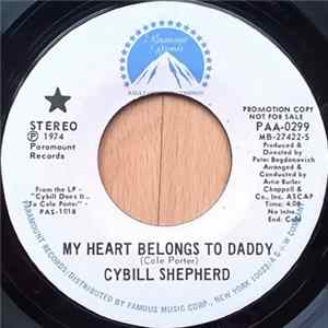 Cybill Shepherd - My Heart Belongs To Daddy
