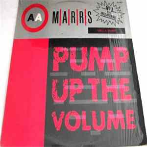 M|A|R|R|S - Pump Up The Volume = Subele Al Volumen