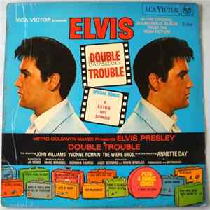 Elvis Presley - Double Trouble MP3 FLAC